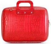Bombata Cocco Laptoptas 13 inch Helder rood