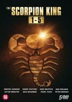 Scorpion King 1 t/m 5 boxset