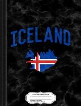 Iceland Composition Notebook