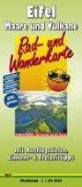 Rad- und Wanderkarte Eifel, Maare und Vulkane 1 : 50 000