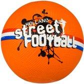 Avento Straatvoetbal - Holland-Brazil-World - Oranje/Rood/Wit/Blauw/Zwart - 5
