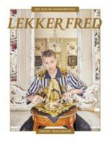 Boek cover Lekker Fred van Freddy Tratlehner (Hardcover)