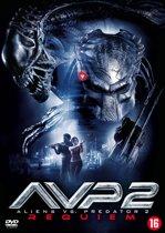 DVD cover van Aliens vs. Predator 2