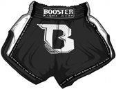 Booster TBT pro kickboksshort zwart small
