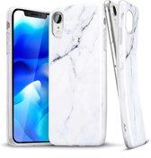 ESR Apple iPhone XR Case Marble Wit