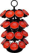 Dolce Gusto capsulehouder - Cuphouder - Dispenser - 360 graden draaibaar - 36 Capsules - Koffie - koffiecups - Koffiecapsules - Koffiecuphouder