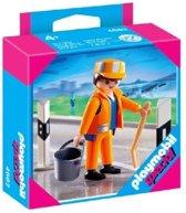 Playmobil Wegenwerker