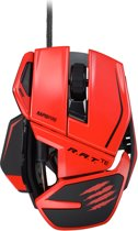 Madcatz R.A.T. TE Wired Gaming Muis - Rood (PC)