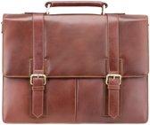 Visconti Bennet Vintage Leather Aktetas (VT6)