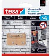 Tesa Tesa Kleefschroef Vierhoekig Beige