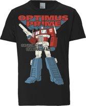 Logoshirt T-Shirt Optimus Prime - Transformers