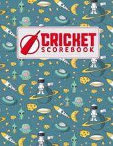 Cricket Scorebook
