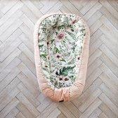La Millou - Babynest - Wild blossom/Powder pink - One size