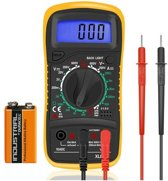Digitale Multimeter | Spanningsmeter | Diodetest |