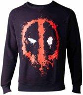 Deadpool - Dripping Face Men's Sweater - XL