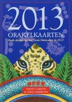 2013 Orakelkaarten + Boek En Speelkleed