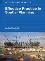 Effective Practice in Spatial Planning