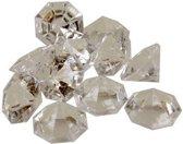 Diamanten - Aquarium Decoratie - Transparant - 20 stuks