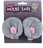 Muizen oren met clips