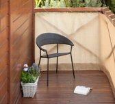 Balkondoek balkonscherm - bamboe - 0.90 x 5 m