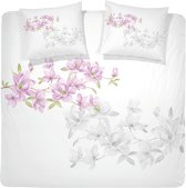 Cinderella Joux Dekbedovertrek - lits-jumeaux - 240 x 200/220 - Wit