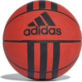 adidas 3 Stripe D 29.5 Basketbal Heren - Basketball Natural/Black