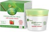 AVA Cosmetics - Eco Garden - Certified Organic Cream with tomato 50ml.