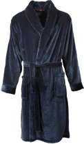 Paul Hopkins heren Kamerjas Duster Blauw PHBRH2606A Maten: L