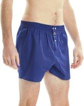 McAlson Boxershort Donkerblauw Lange Pijpen Los Model - L