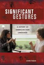 Significant Gestures