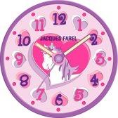 Jacques Farel Klok - Kinder - Paard - Paars - WAL07