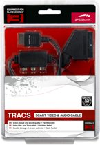 Speedlink: Tracs Scart Video & Audio Cable - zwart