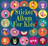 Sticker Album for Kids