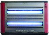 Insect-O-Cutor Halo-Shades Insectendoder in 6 verschillend kleuren en 30 Watt
