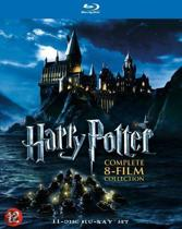 Harry Potter Collection (Blu-ray) (Import)