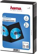 04751183 DVD SLIM DO-HOEZEN ZW. 5 P.