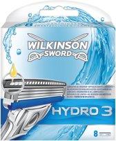 Wilkinson Sword Hydro 3 - 8 stuks - Scheermesjes