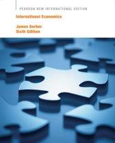 International Economics: Pearson  International Edition