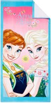 Disney Frozen Flower - Strandlaken - 70 x 140 cm - Multi