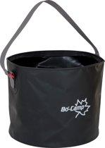 Bo-Camp Emmer - Opvouwbaar - 9 Liter - Zwart