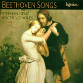 Beethoven: Songs / Stephan Genz, Roger Vignoles