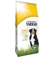 Yarrah Biologische Hondenvoer Adult Kip - 2 St à 2 kg