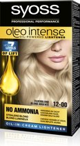 SYOSS Color Oleo Intense 12-00 Zilverblond