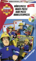 Ravensburger Brandweerman Sam Dobbelsteenpuzzel- pocketspel
