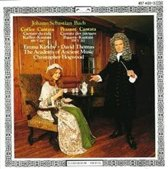 Bach: Coffee Cantata, Peasant Cantata / Hogwood, Kirkby