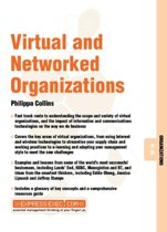 Virtual and Networked Organizations