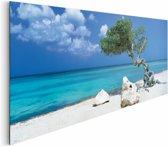 Reinders Schilderij Divi Divi Tree - Deco Panel - 156 x 52 cm - no. 22236
