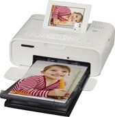 Canon SELPHY CP1300 - Draadloze Fotoprinter / Wit