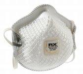 RX voorgevormd stofmasker met versteviging - Mondk