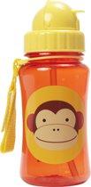 Skip Hop - Zoo plastic beker Aap - Oranje/Geel